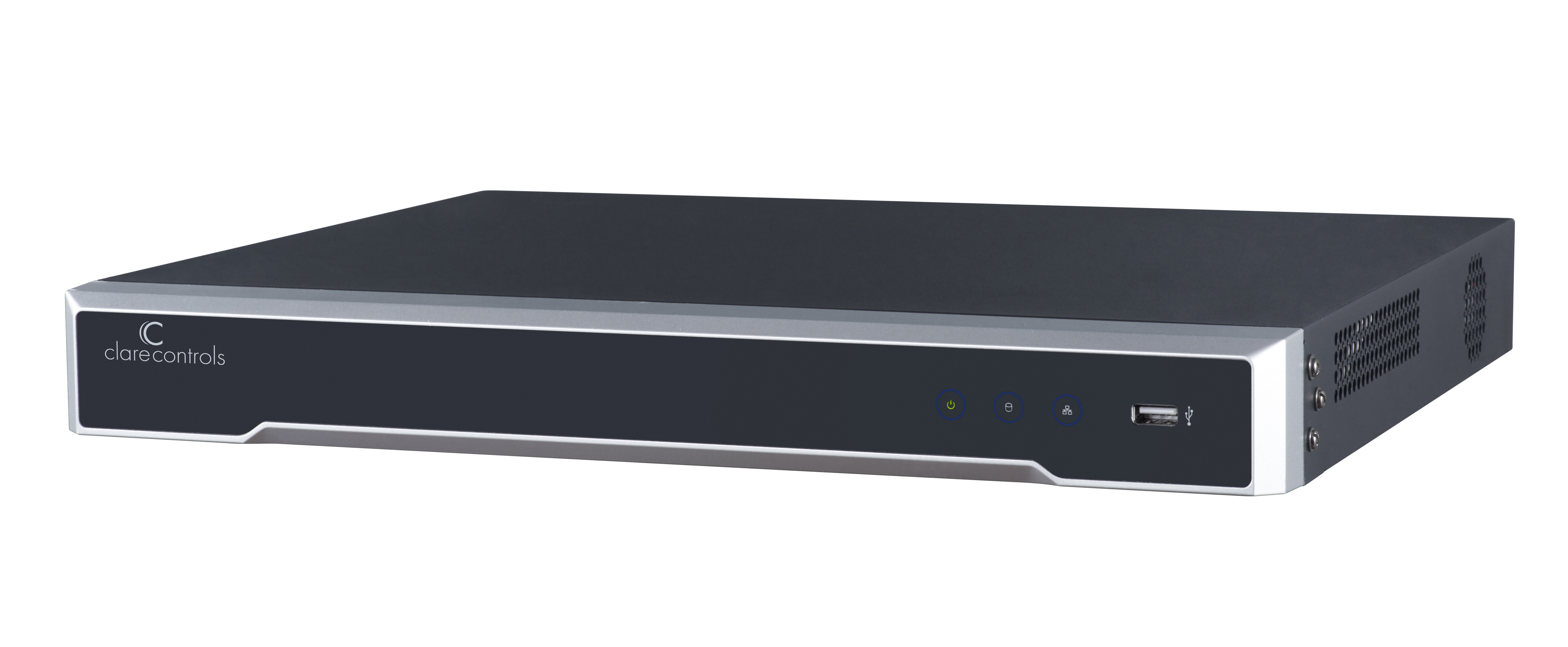 ClareVision Plus 8-Channel NVR with 2TB HDD