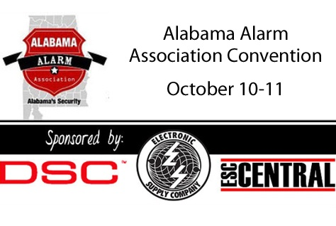 2017 Alabama Alarm Association Conference - Clare Controls