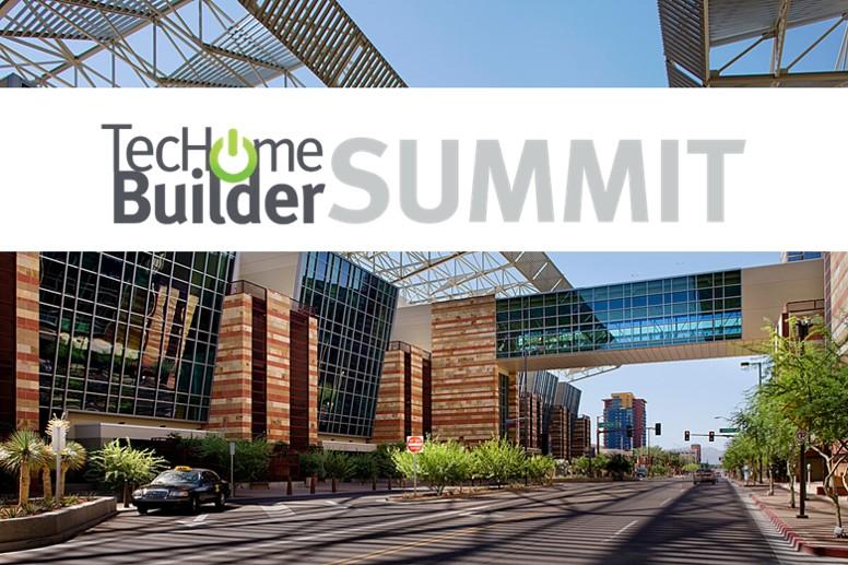 TecHome Builder Summit Smart Home Solution 2018