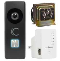 Clare Video Doorbell Plus Kit