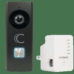 Clare Video Doorbell Wi-Fi Kit