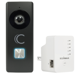 Clare Video Doorbell Wi-Fi Kit