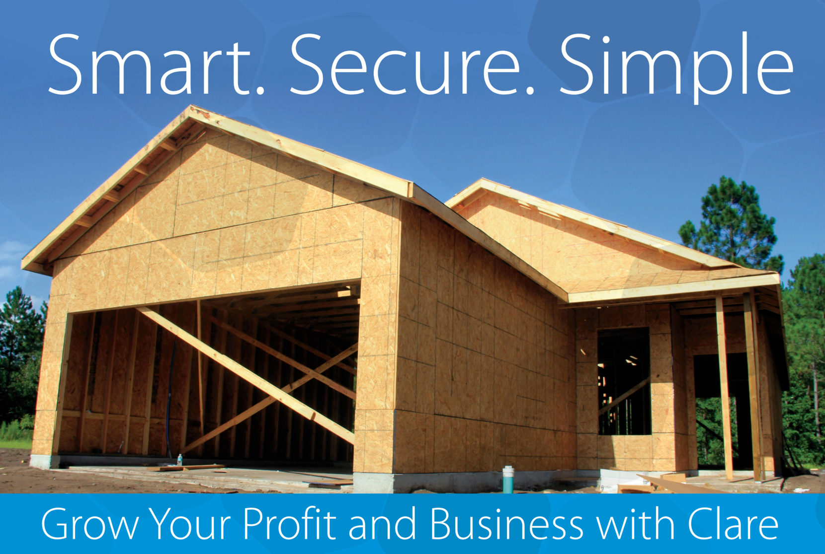 Clare Smart Home and Security Program for Builders