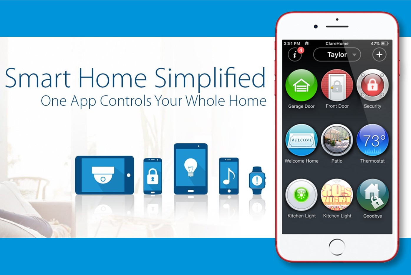 Clare News - ClareHome App