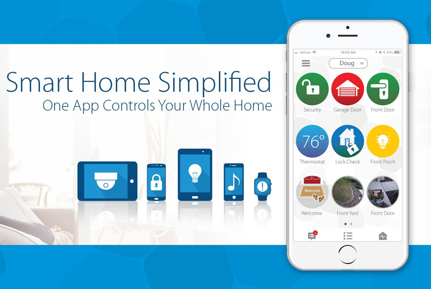 Clare Smart Home App: ClareHome v6.0 releasing soon!