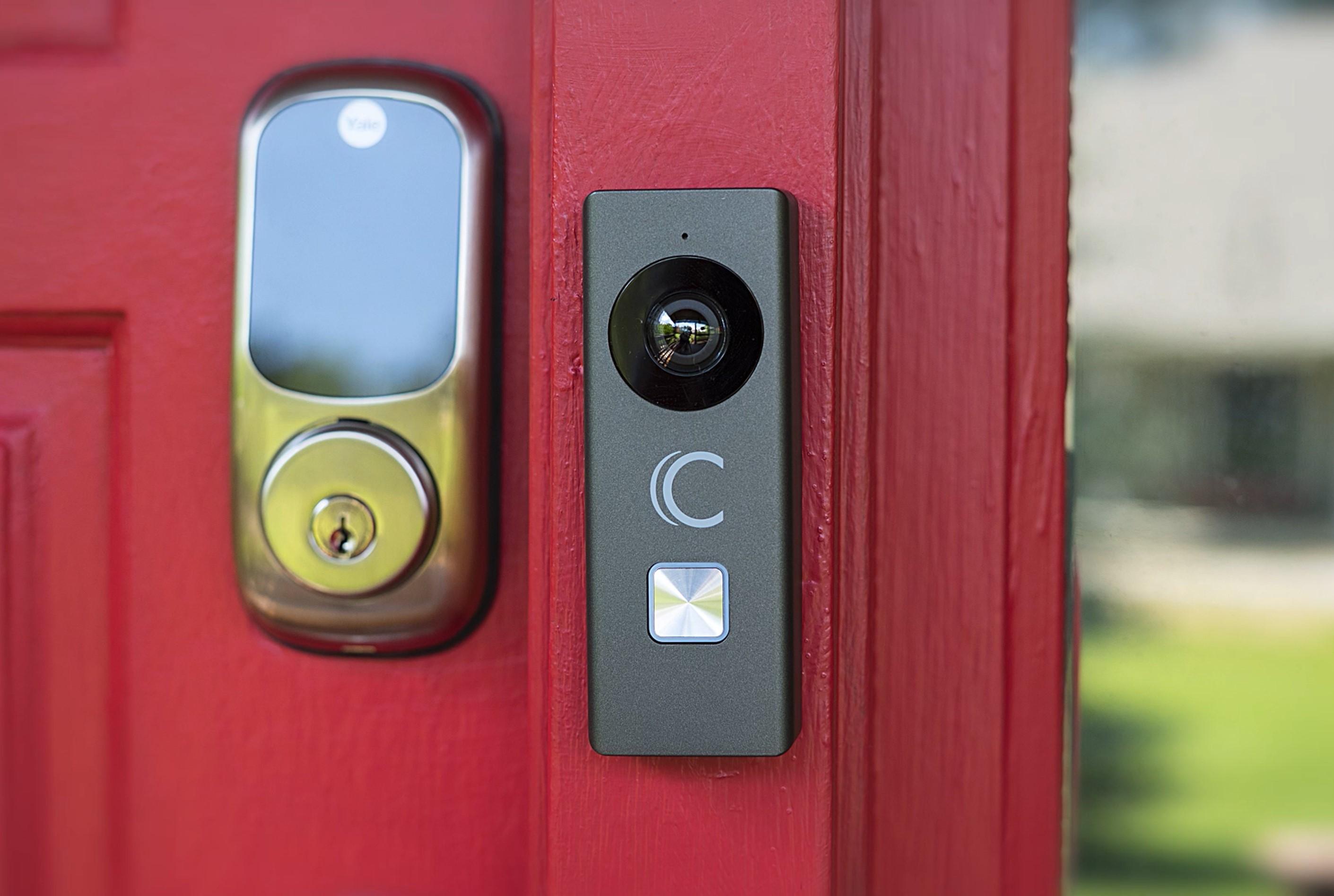 Clare Video Doorbell_Red.jpg