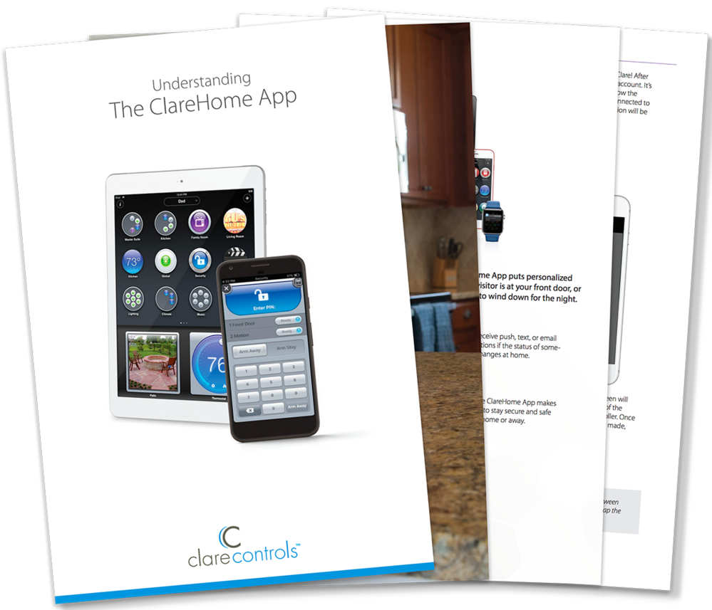ClareHome App Guide