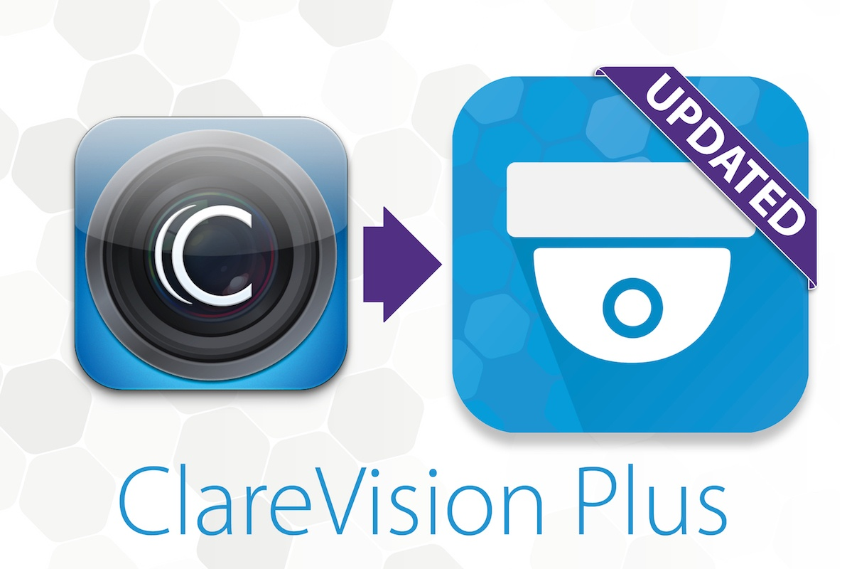 ClareVision Plus - App Update