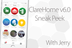 Dealer News - ClareHome 6.0 Sneak Peek