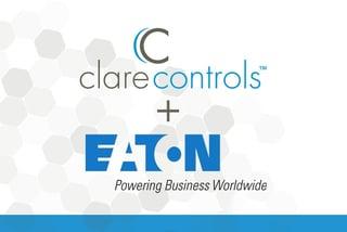 Clare Controls - Eaton