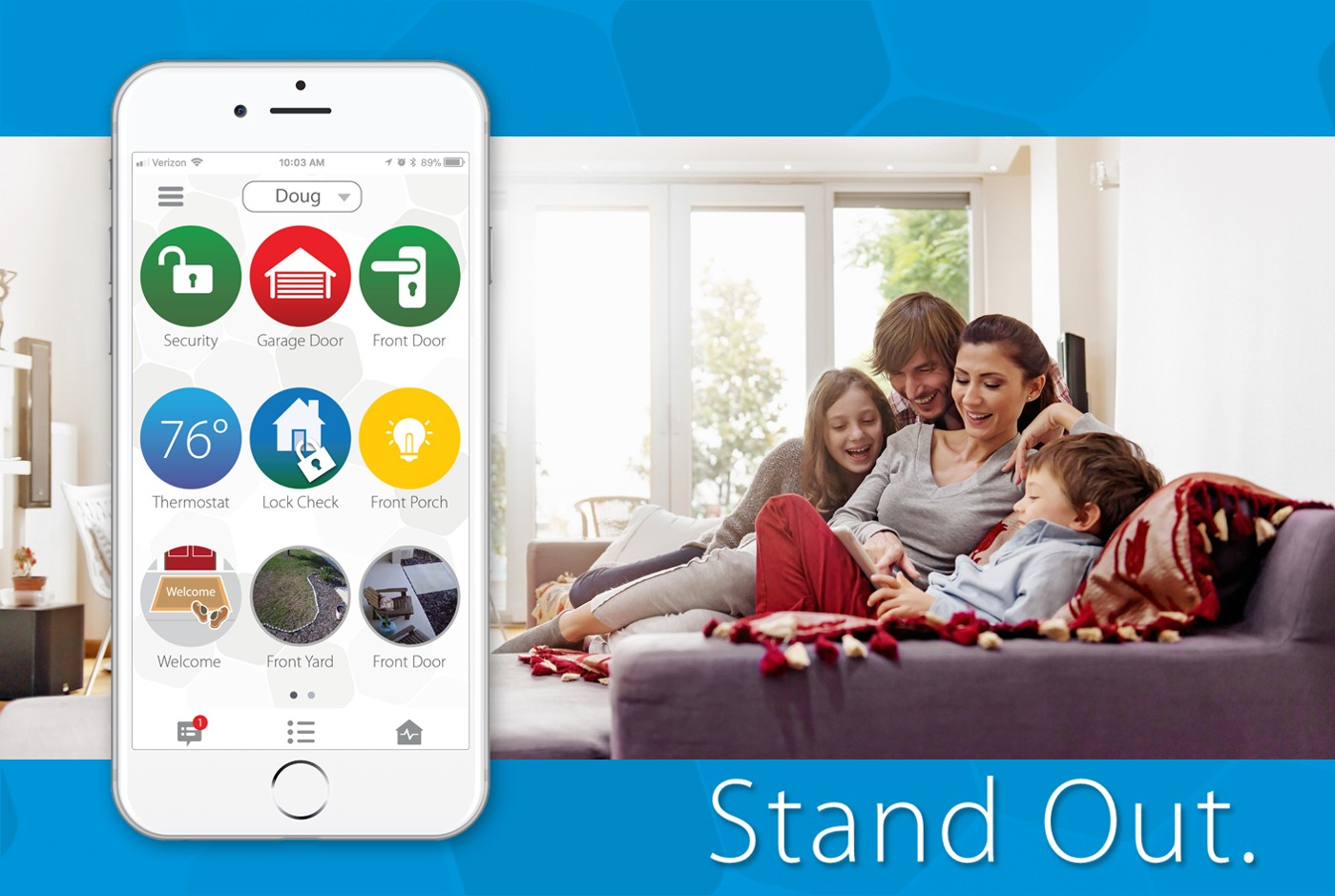 It's the best smart home app of 2018. ClareHome v6.0 by Clare.