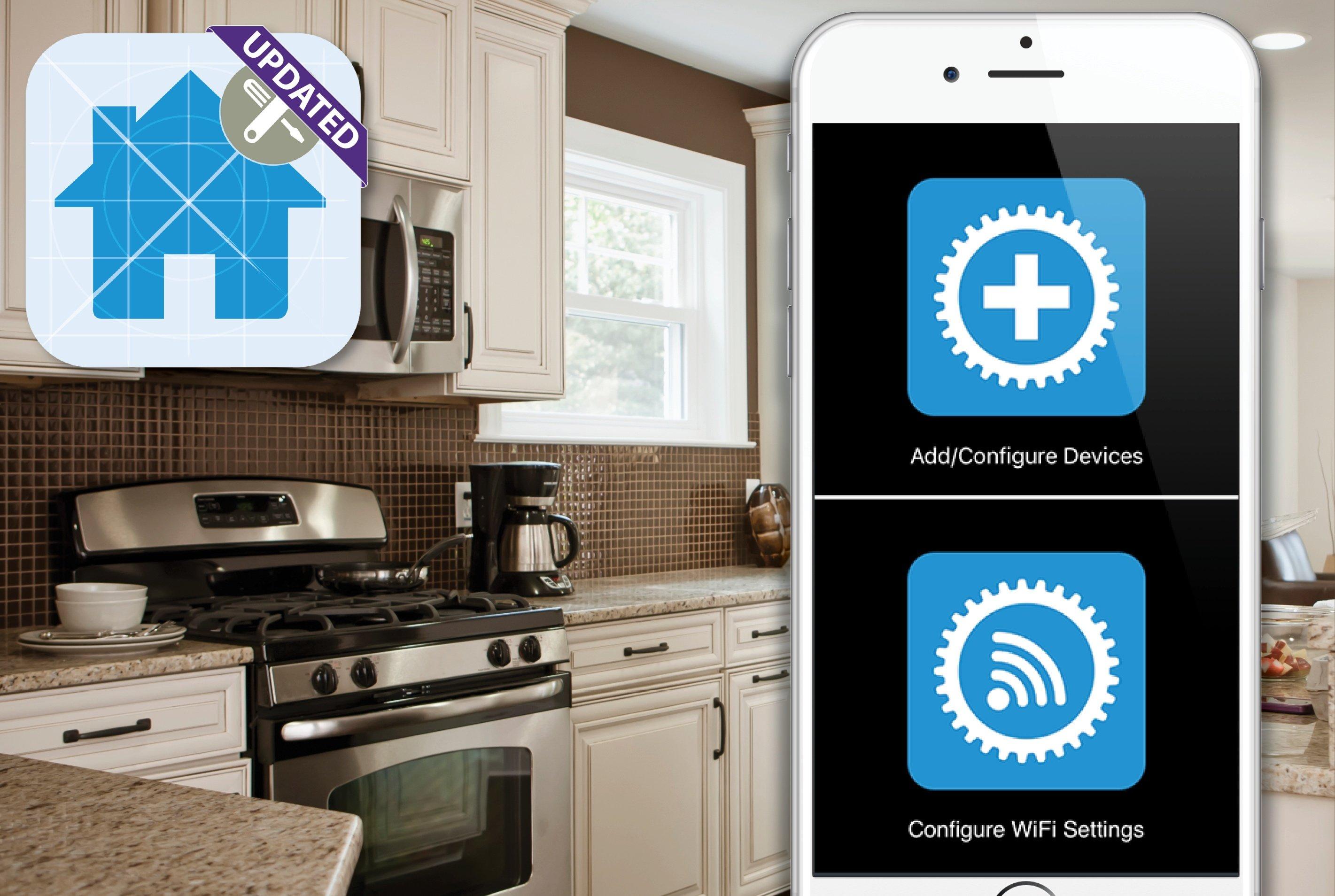 Install Assist App - Clare Controls
