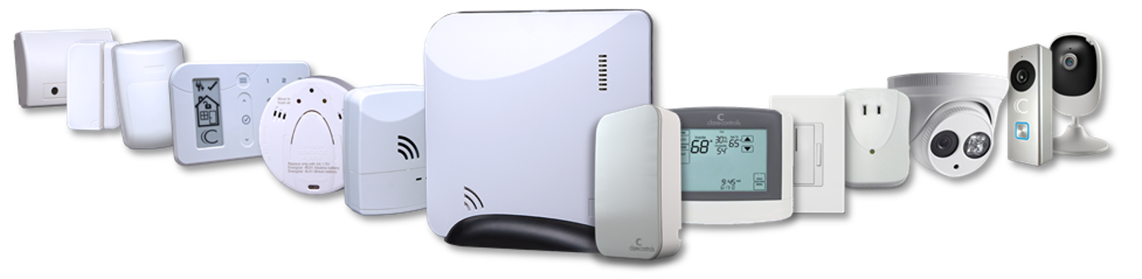 ClareHome and Security Products