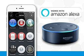 ClareHome and Amazon Alexa Integration