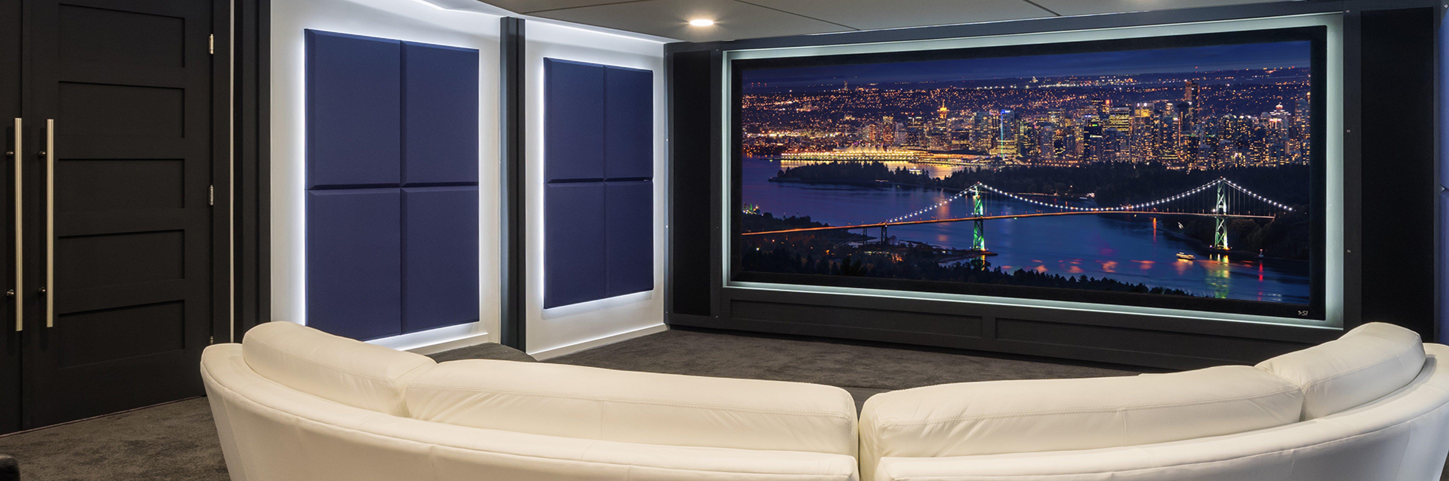 AV Works Entertainment Room