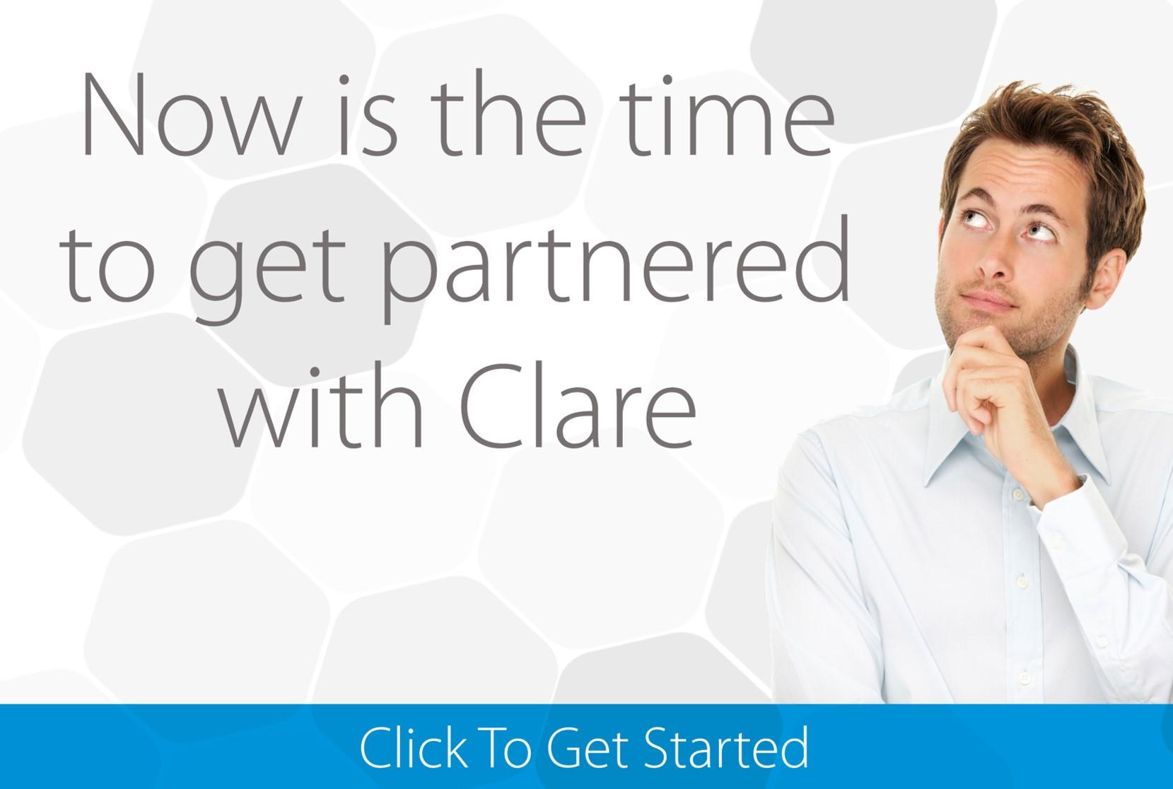 How do I become a Clare dealer?