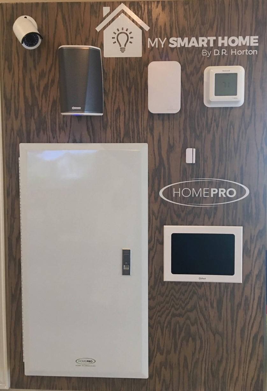 HomePro Kiosk featuring Clare CLIQ.mini