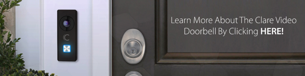 Clare Video Doorbell Image