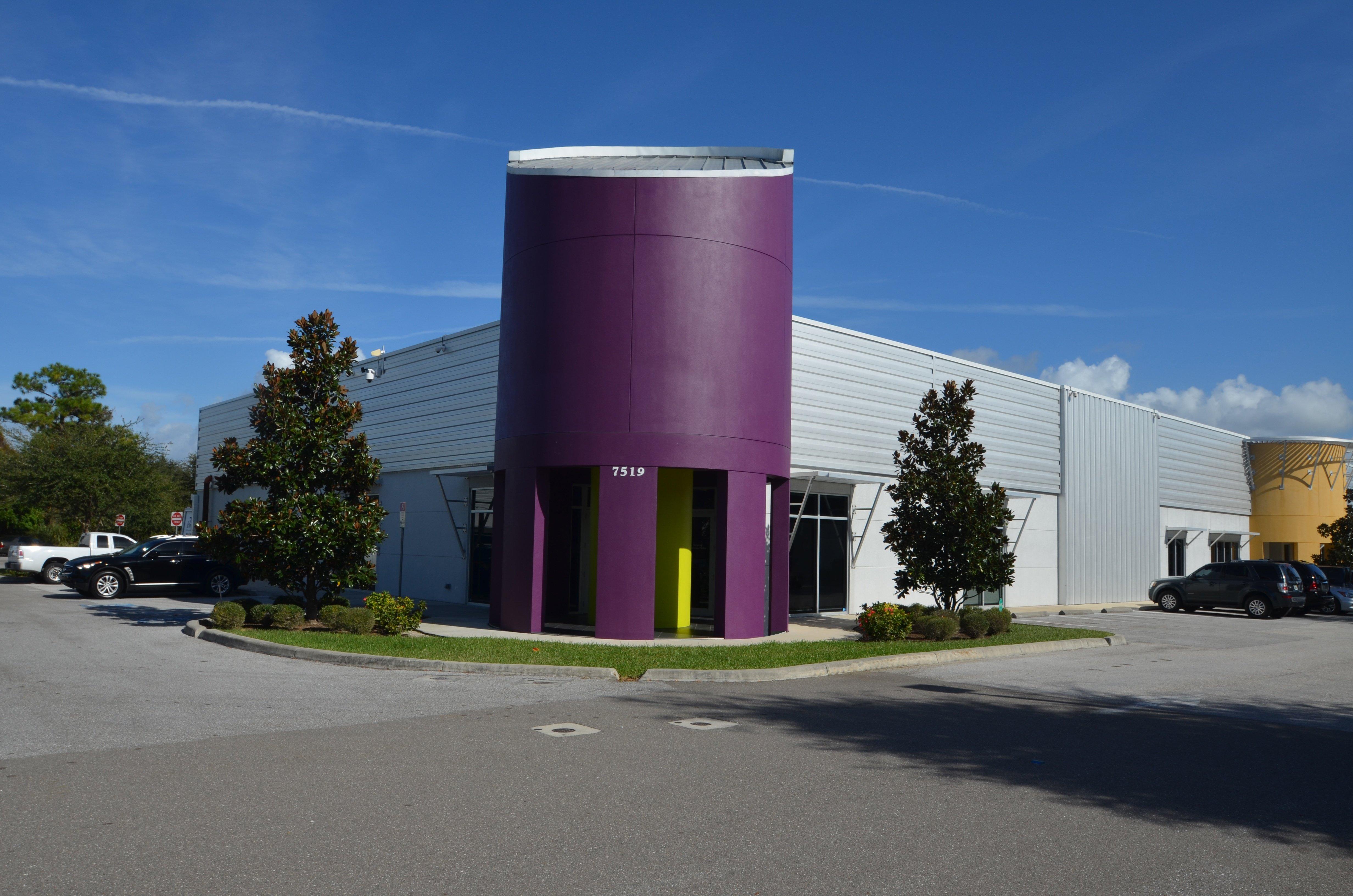 Clare-Building