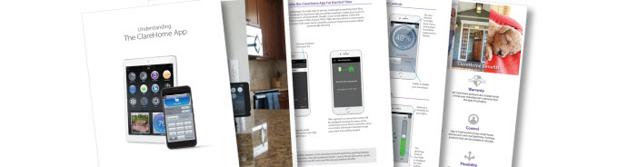 ClareHome Application Guide