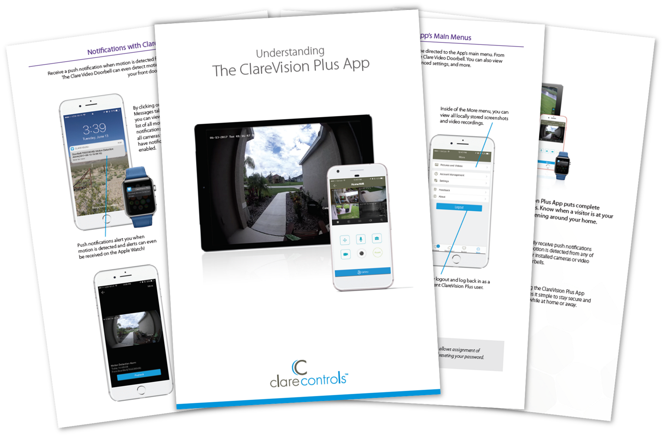 Dealer News - ClareVision Plus App Guide
