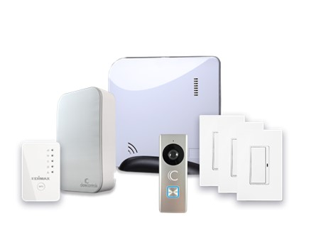 Clare Dealer Smart Home Base Home Kit