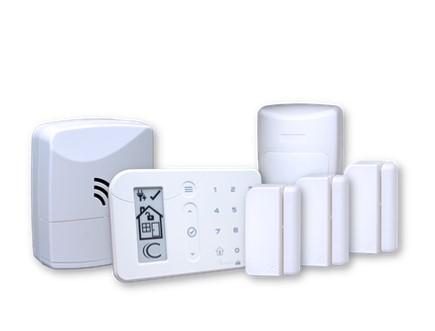 Clare Dealer Smart Home Security Sensors Kit
