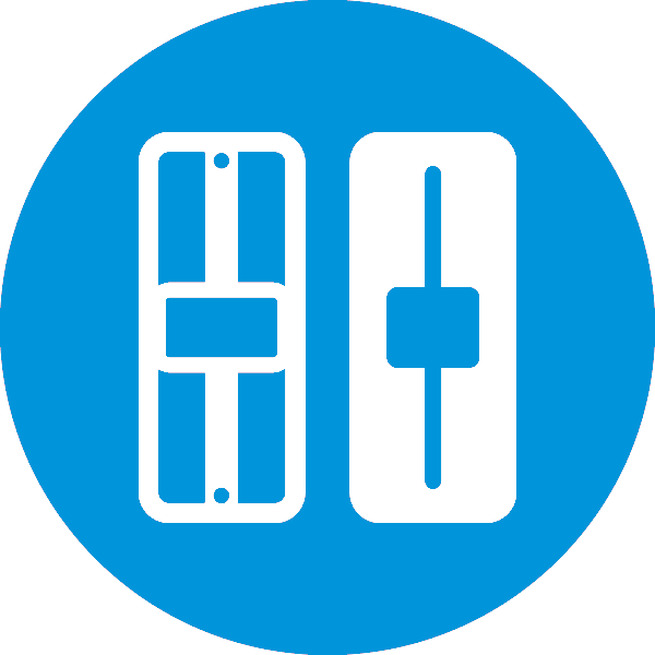 Wedge and Spacer Icon