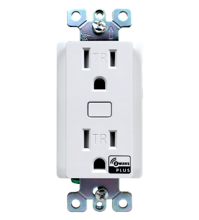 ClareVue In-Wall Tamper Resistant Receptacle (CVL-IWR-10)