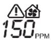 150 ppm -1