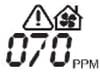 70 ppm - 1