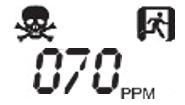 70 ppm - 2