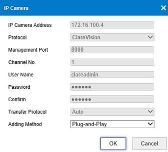 16-32-64 IP pop-up