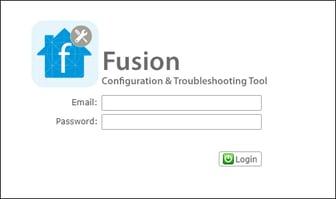 Fusion login