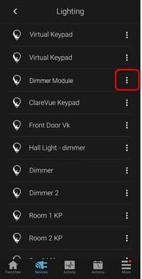 0 - dimmer module - dots