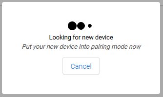 looking for new device