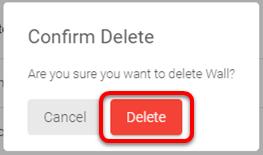 delete - confirm