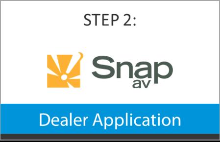 Step2_SnapAV_App