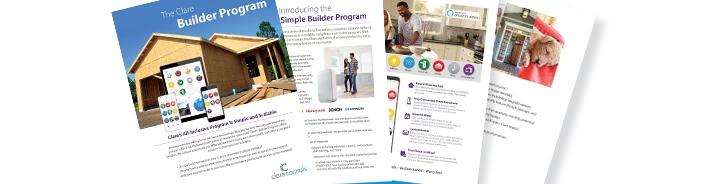 Builder Brochure CH 6.0