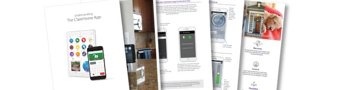 ClareHome App Guide CH 6.0