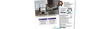 ClareHome Homeowner Onboarding Brochure CH 6.0