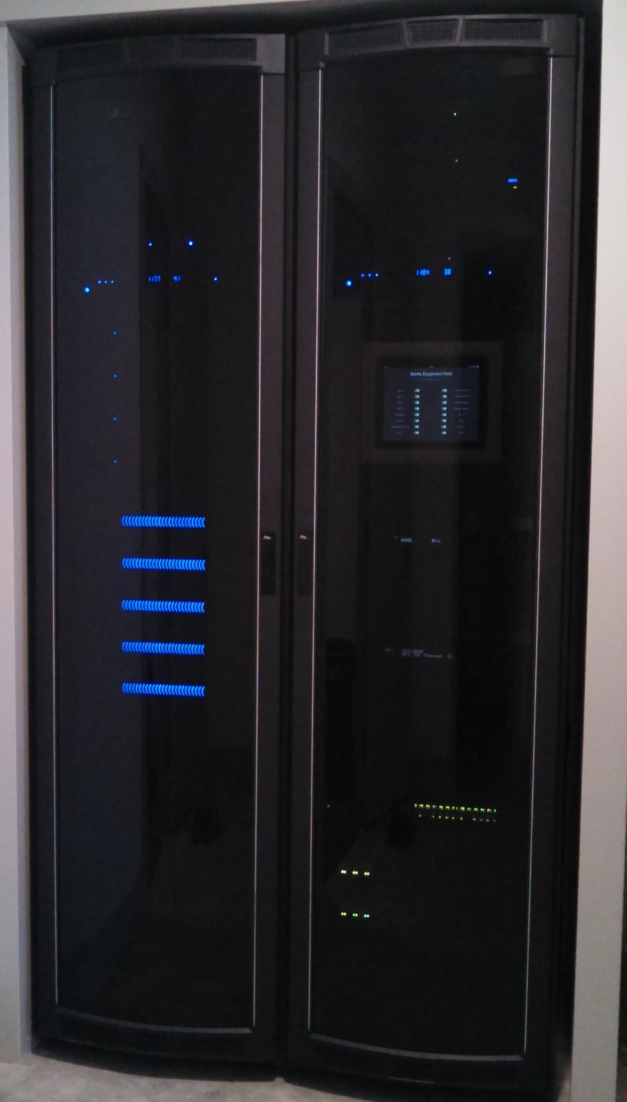 Tech Rack Installation by AV Works Inc.