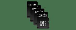 ClareVision Plus SD Card Storage