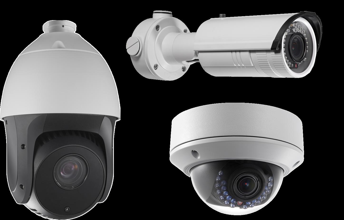 ClareVision Plus Varifocal Lens Cameras