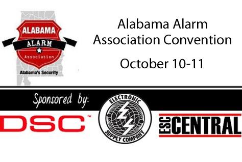 Alabama Alarm Association 2017 Convention