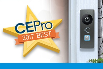 The Clare Video Doorbell WINS at CEDIA 2017