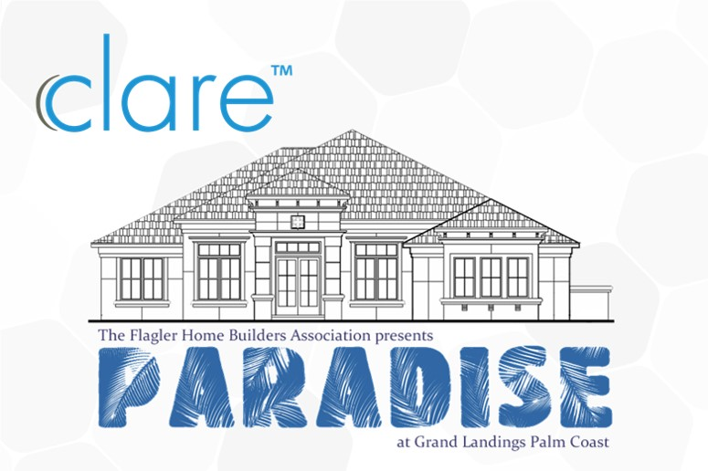 Press Release: Flagler Home Builders Association Selects Clare Smart Home!