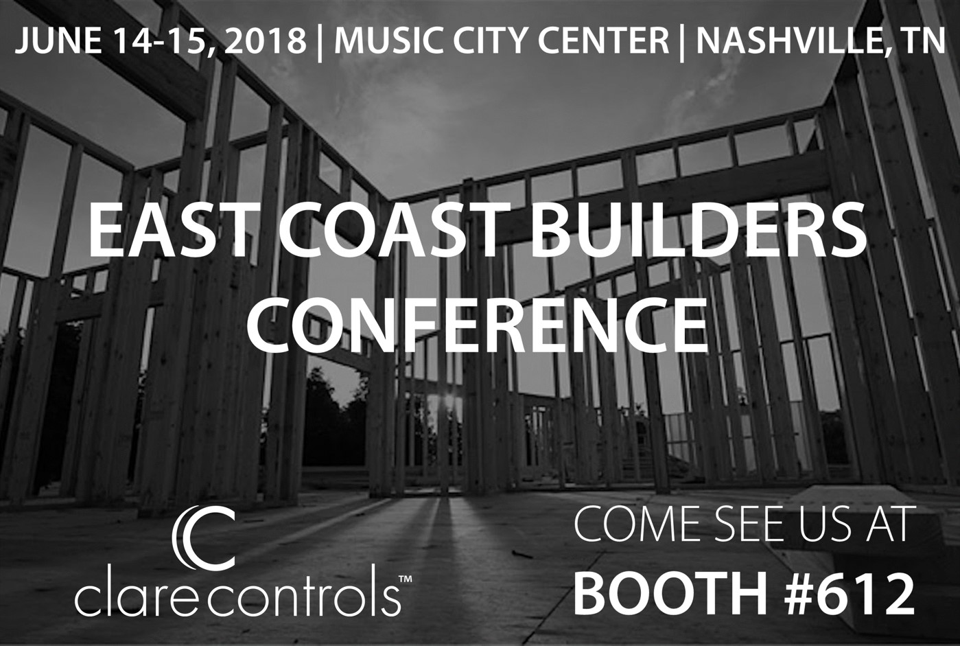 Come See Us at ECBC 2018