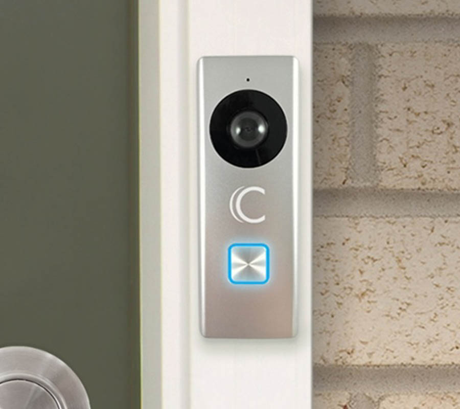 Clare Video Doorbell Now Shipping