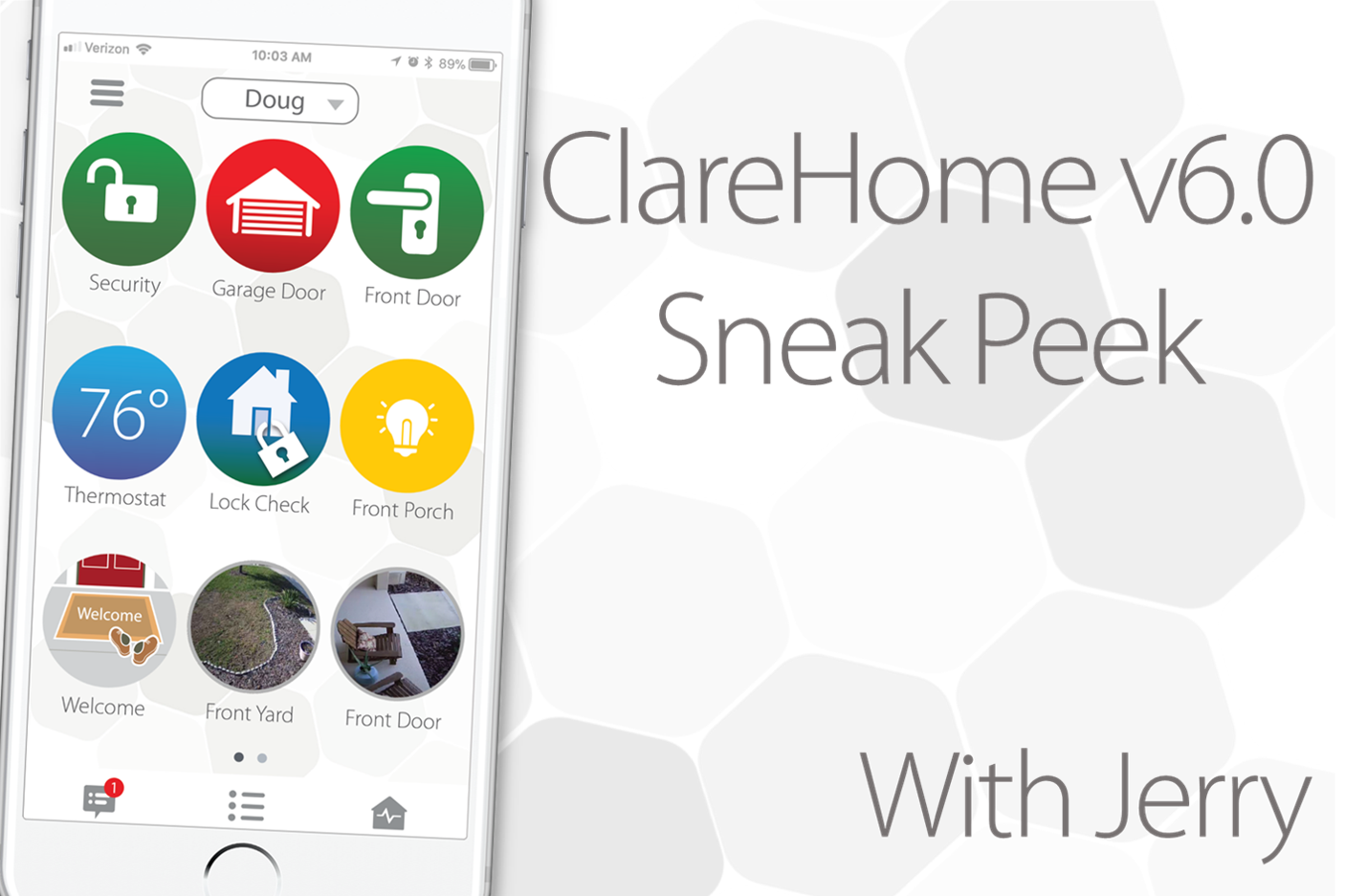 Clare Tech Tuesday: ClareHome v6.0 Sneak Peek